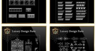 【Architectural CAD Drawings Bundle】 (Best Collections !!) | Free ...