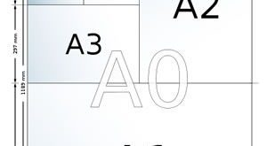 AUTOCAD. Dimensions of the aircraft