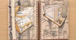 Architectural designs by Reid Schlegel: lots of insight and lots of imagination ...