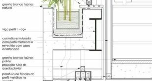 #Architecture portfolio design detail / concrete / plant / vegetation #arq ...