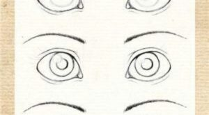 Oczy- Wow, that's really helpful in drawing both eyes.