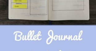 The Masterlist: Here are 69 ideas for your Bullet Journal!