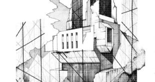 "fabriciomora: ""Architectural Illustrations by Kyle Henderson"" #architecture ..."