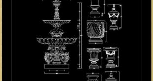 Luxury design pieces 2 | FREE CAD BLOCKS AND DRAWINGS DOWNLOAD CENTER