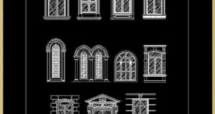 Bund Architectural CAD drawings package ¡(The best collections! Get a total of 79 Col ...
