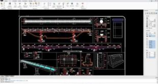 CAD: Import PDF to editable DWG and scale drawing (Step 1) - YouTube