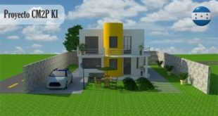 Designs and Plans of Houses 2 floors minimalist: Project CM2P K1 Resources of Arq ...