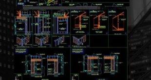 Download Cad blocks and drawings for free now! (www.cadblocksdown ... Design details ...