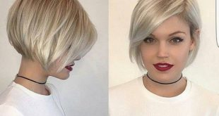 Hairstyle for a round face 2018 # Short hairstyles # Pixie hairstyles # Fine hair # Long hair ...