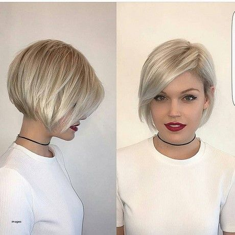 Hairstyle for a round face 2018 # Short hairstyles # Pixie ...