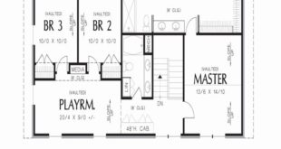 ICYMI: Plan of the house Free download Autocad