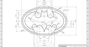 Learning drawings> 2D practice drawings> AutoCAD practice drawings - 775: Naverible ...