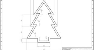 Learning drawings> 2D practice drawings> AutoCAD practice drawings - 819: Naverible ...