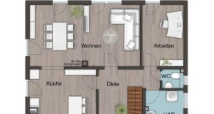Modern city villa with new construction with gabled roof Architecture - Detached house built ...