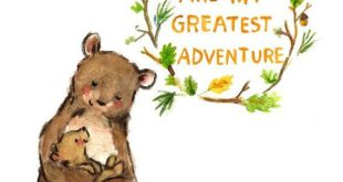 Nursery Art - My Greatest Adventure OSO - Art Print