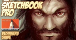 Sketchbook Pro for beginners 2016 with Trent - YouTube