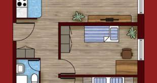 Transform a smooth plane created in AutoCAD on a visually appealing floor ...