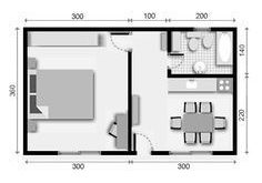 1 bedroom plans - Search with Google ...