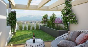 Find terrace designs: Roof terrace in Munich. Discover the most beautiful images ...