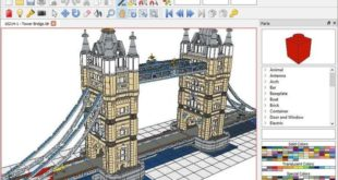 LeoCAD is a free and multiplatform software (Windows, Linux and Mac) to create ...