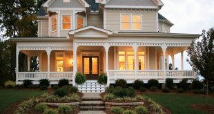 A sweet Victorian home about