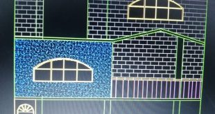 Always wanted to build my house, with my own money! God has already made me happy