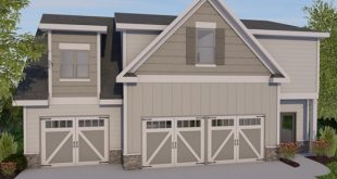 Check out our latest plan on our website - the Hartwell Carriage House! A 1362 sq