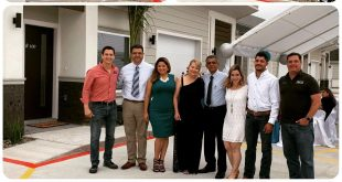 """Congratulations to the Hernandez family for opening the """"Villas T"""