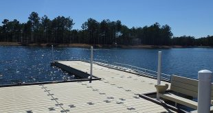 Does your neighborhood have a dock?  Would you like one?! Do your