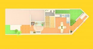 First planning study of a small housing estate in Laguna , , , ,
