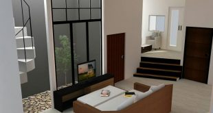 , Layout and it is interior. I try to learn. In the mail : -Living room -Pre
