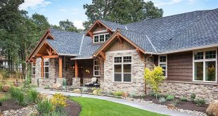 Let's take a tour of Architectural Designs Craftsman Ranch Home Plan 2.