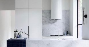 Marble kitchen at its finest , What do you think of this design? , consequences