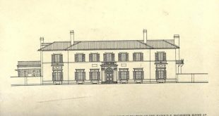 Project: Villa Turicum, home of Harold S. McCormick, Esq Architects: Charles