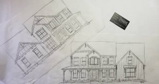 Remodeling of some of our existing models ... Modern farmhouse. , , ,