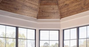 Shielded porch built by The Austin House Plan 1409 by