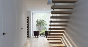 Stair designed by