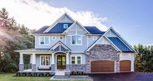 Take a look at this CUSTOMIZED BEAUTY of our exclusive New American Craftsman Plan