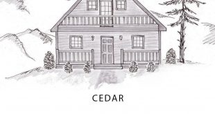 The Cedar is a charming 1275sf artisan house with 3 bedrooms and 3 bathrooms. th