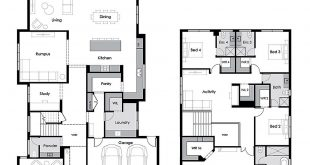 The Tate by is a luxurious multi-zone house with 4 en suite bathrooms