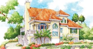 "The ""Casa Bella"" is a holiday home with a Mediterranean flair. It has"