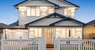 This Victorian-inspired residence was beautifully finished at no replacement cost