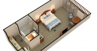 VegaCADD strives to provide the most cost effective 3D floor plan design services