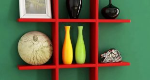 | Wall shelves for your room |  Bright colors always give you a classy look