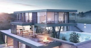 Would you live here? • • • Follow for more luxury items! Credit: Pinterest