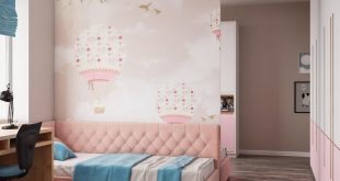 A nice room for a 4 year old girl Area: 17.95 m² They worked very hard for a long time