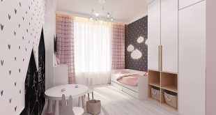 Girl bedroom design -------------- How to order a design project: 8-913-273-