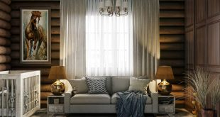 HOUSE CHALET. bedroom , , Visualization of a very interesting interior design project
