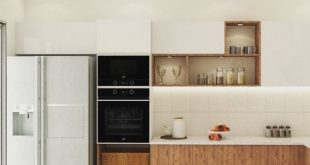 Kitchen is a space in residential projects that should be as aesthetic as