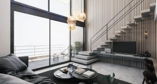 Loft design / living Design of